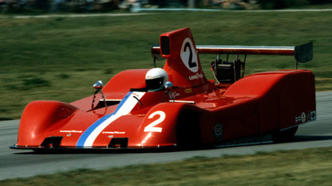 The Single-Seat Can-Am (1977-1986) | OldRacingCars.com | Historic cars and motorsports | Scoop.it