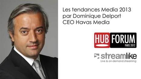 Hubforum 2012, exposé tendance média 2013, à voir | MédiaZz | Scoop.it