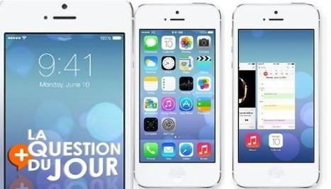 Nouvel iPhone 5S le 10 septembre : les empreintes digitales, gadget ou révolution ? | Web | Scoop.it
