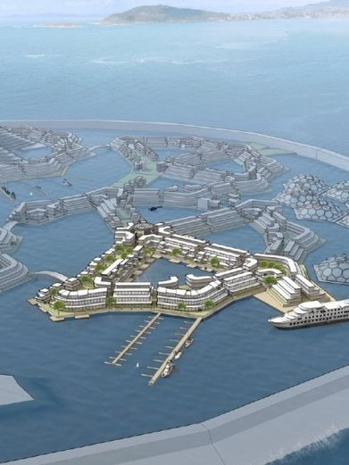 US seasteading group plans floating 'microcountries' with 'start-up governments' - Australia Network News (Australian Broadcasting Corporation) | leapmind | Scoop.it