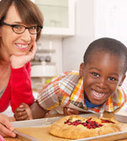 Cook with Your Kids: Apple-Cranberry Galette | Random Recipes | Scoop.it