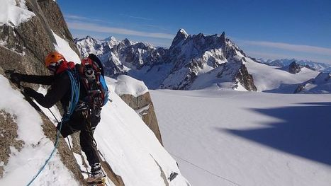 Different Mountaineering Terms And What Do They Mean   365hops   365 Hops-Adventure Tours   Scoop.it