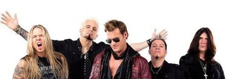 Chris Jericho: Natural Born Superstar | Music-journalism | Scoop.it