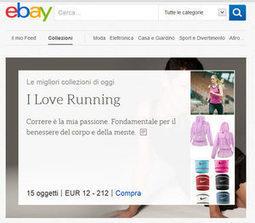 eBay lancia 'Collezioni': la nuova frontiera dell'Inspired Shopping | fashion | Scoop.it