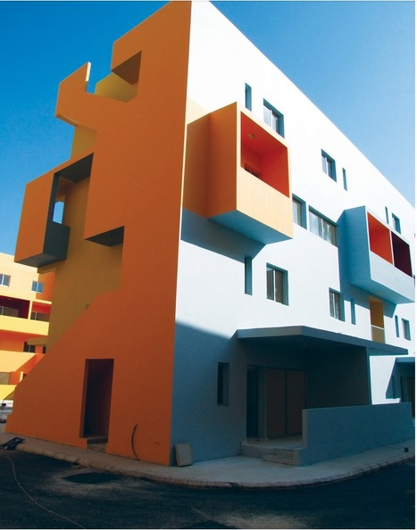 Buildings Of The SOCIAL Housing Paradigm | The Architecture of the City | Scoop.it