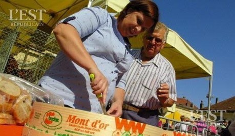 Pontarlier : le Mont d'or lance sa saison… | The Voice of Cheese | Scoop.it