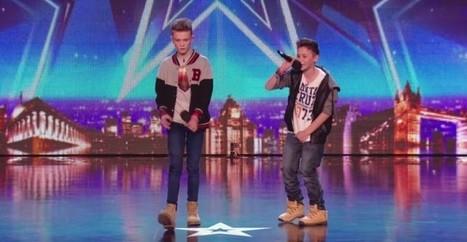 Young teenagers' original anti-bullying rap wows Britain's Got Talent ...   anti bullying   Scoop.it