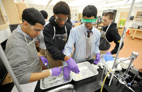 New Guidelines Call for Changes in Science Education | enjoy yourself | Scoop.it