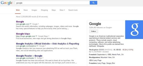 Google Tweaked How It Displays Search Results. Here's How to Change It Back. | Daily Magazine | Scoop.it