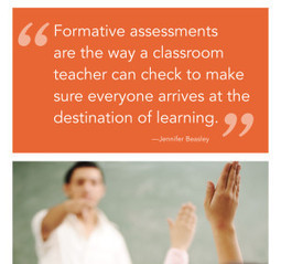 Formative Assessment Paves the Way! | ASCD Inservice | Student Assessment | Scoop.it