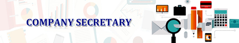 Career in Company Secretary | Aptitude Test | Scoop.it