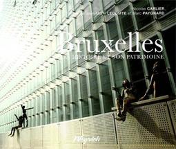 Quand l'architecture raconte l'histoire de Bruxelles - L'Echo | Francisco Muzard | Scoop.it