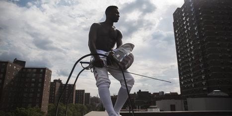 A Black Olympic Fencer On A Mission To Redefine Greatness   Vie du sportif de haut niveau   Scoop.it