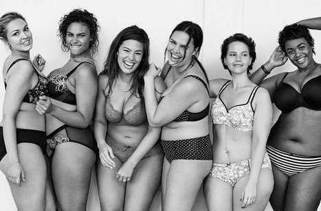Lane Bryant Challenges Victoria's Secret By Redefining Beauty - The Good News Network   Style & Fashion   Scoop.it