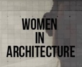 "Help fund ""Women in Architecture"" 