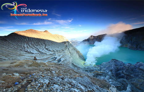 Ijen Plateu Tour Travel - Indonesia Tourism Board | Dwell Articles | Scoop.it