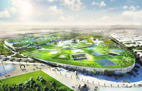 EUROPA CITY BY BIG | A AS ARCHITECTURE | Urban Choreography | Scoop.it