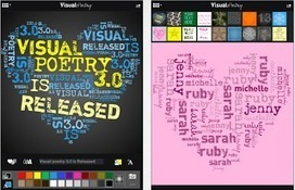 iPad-appar i skolans värld: Visual poetry | Appar, appar.... | Scoop.it