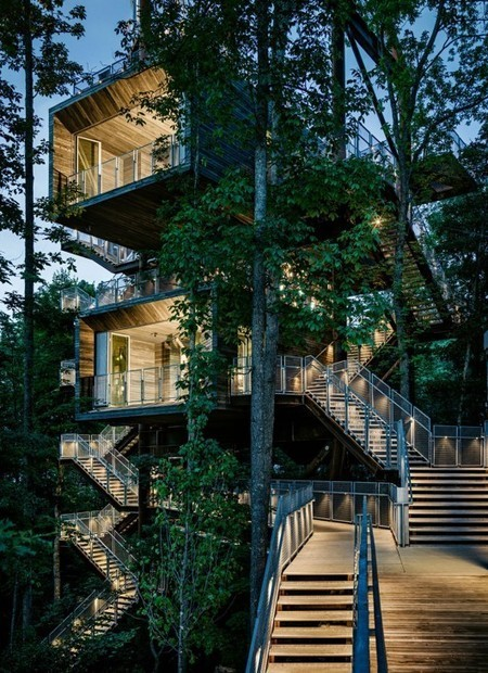 [Glen Jean, WV, USA] The Sustainability Treehouse / Mithun | The Architecture of the City | Scoop.it