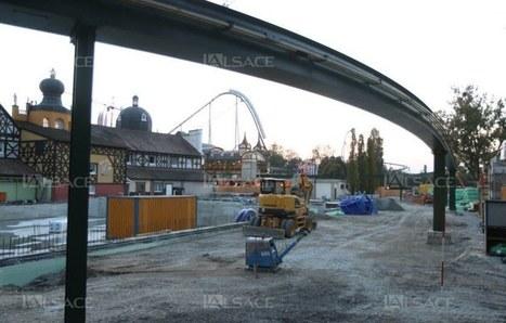 Europa Park. Un simulateur de vol géant en 2017 | Allemagne tourisme et culture | Scoop.it