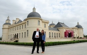 Changyu unveils €70m Chateau Changyu Moser XV winery | wine | Scoop.it
