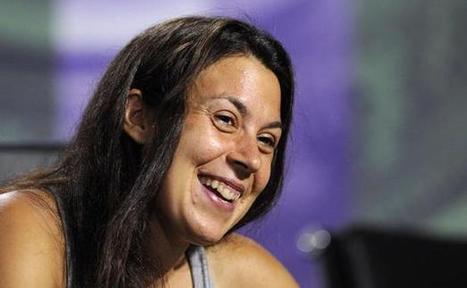 US Open: Marion Bartoli, à peine retraitée, déjà consultante | Marion Bartoli joins #TeamEurosport | Scoop.it