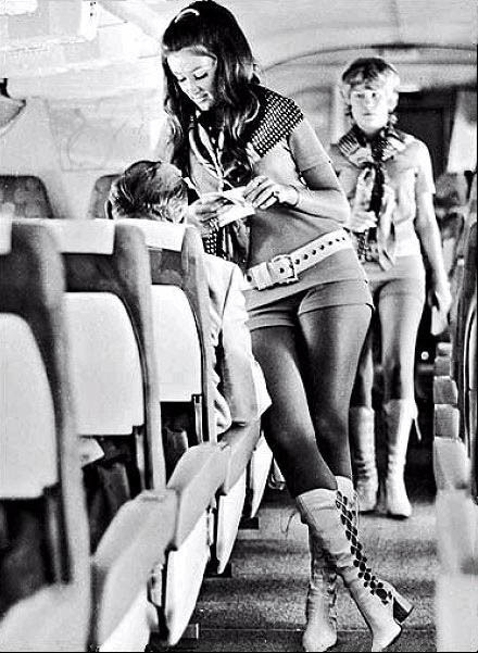 Vintage Air Hostesses | Vintage Passion | Scoop.it