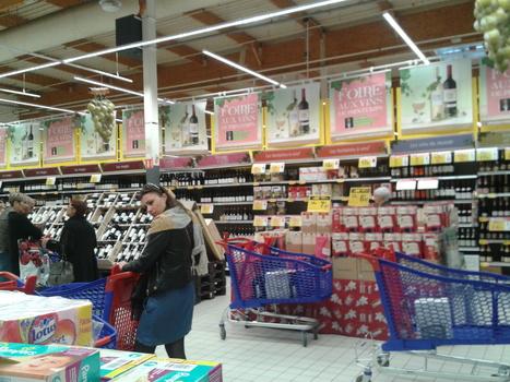 Commerce / economie : Carrefour invite les caves coopératives à lui imaginer des partenariats | Vos Clés de la Cave | Scoop.it