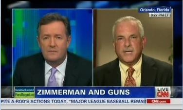 CNN Still Welcomes George Zimmerman's Racist Defender | Daily Crew | Scoop.it