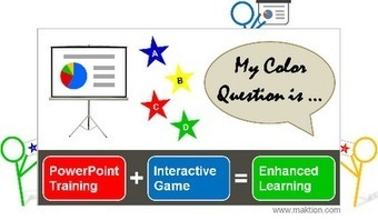 Teaching PPT - My color question | Digital Presentations in Education | Scoop.it
