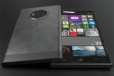 Nokia Lumia 1025 Phablet | Art, Design & Technology | Scoop.it