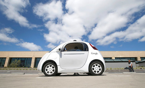 Google to Test Bubble-Shaped Self-Driving Cars in Silicon Valley | Ecosistema XXI | Scoop.it