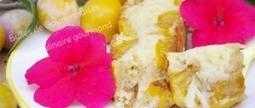 Gâteau aux mirabelles et rhum...moelleusement parfumé - Bulles de ... | Rhum | Scoop.it
