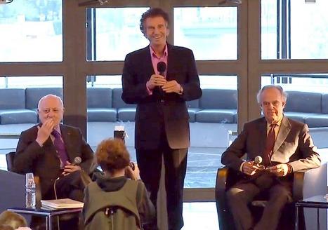 Scandale : Jack Lang et Frédéric Mitterrand célèbrent Pierre Bergé à l'Institut du monde arabe | Autres Vérités | Scoop.it