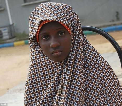 Nigerian girl, 14, recounts would-be suicide bombing | @NewDayStarts | Scoop.it