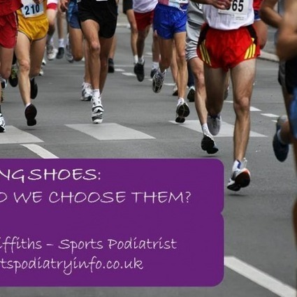 Choosing Running Shoes: How to Make an Educated Decision | Run Coaching, Ironman and Triathlon Specialists - Kinetic Revolution | Foot for the Brain | Scoop.it
