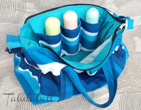 Diaper Bags for Mom and Dad   Handmade Bags - Abaca Bags   Scoop.it