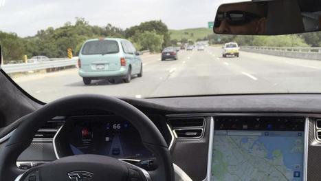 Primer accidente mortal de un coche Tesla que tenía activado el piloto automático | Managing Technology and Talent for Learning & Innovation | Scoop.it