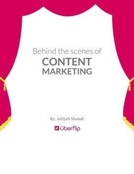 Behind the Scenes of Content Marketing | eBooks, Webinars and Downloads | Scoop.it