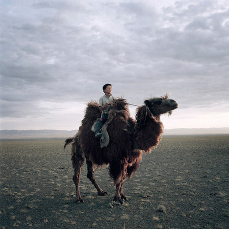 Photos Examine the Impact of Rapid Development on Nomadic Life in Mongolia - Feature Shoot | Mongolia Times | Scoop.it