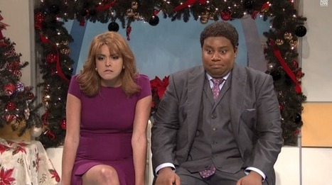 Politically-Charged Ferguson Sketch 'Cut For Time' From 'SNL' | Comedy and Democracy | Scoop.it