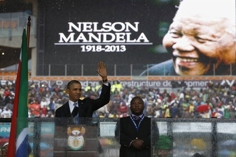The Sign Language Interpreter At Mandela's Memorial Was A Fake | Langage&linguistique | Scoop.it