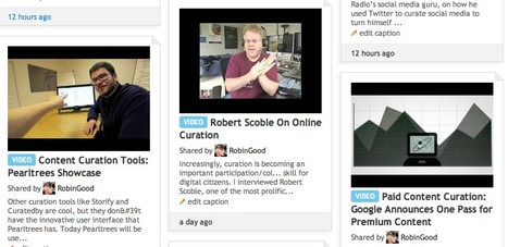 Content Curation World TV: My Curated Video Channel on Redux | Content Curation World | Scoop.it