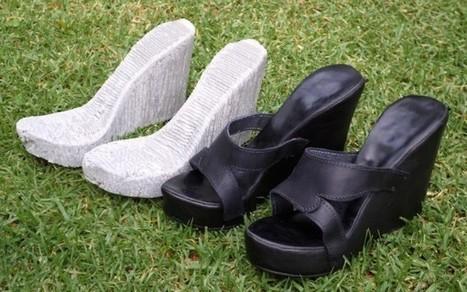 Fabriquez vos chaussures vite fait bien fait avec l'impression 3D de ... - Imprimer en 3D | 3D Printing -Addditive Mfg | Scoop.it