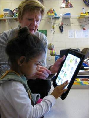 Joan Ganz Cooney Center - iPad Affordances for Teaching Children with Developmental Disabilities | iPad and Early Learners | Scoop.it