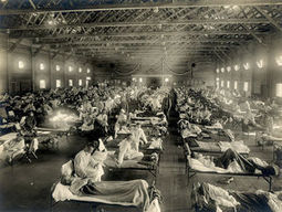 Spanish Flu's Fatal Timing   Viruses and Bioinformatics from Virology.uvic.ca   Scoop.it