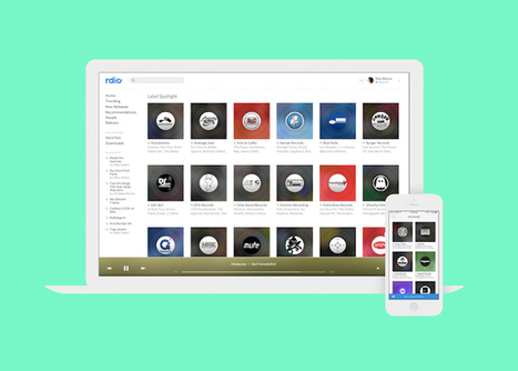 Rdio responds to Apple Music with stations curated by DFA, XL, Blue Note and more | Radio 2.0 (En & Fr) | Scoop.it