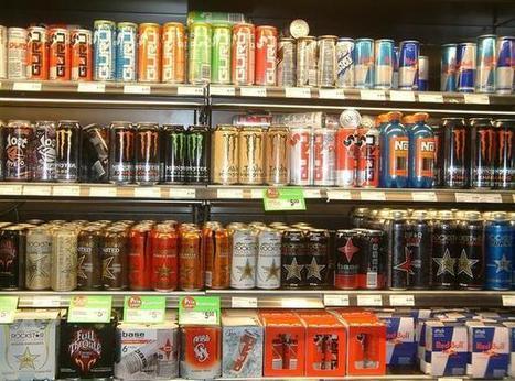 Les boissons énergisantes à nouveau au coeur de la polémique...  | agro-media.fr | Actualité de l'Industrie Agroalimentaire | agro-media.fr | Scoop.it