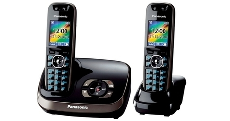 Panasonic KX-TG8522   cool gadgets for a future house   Scoop.it