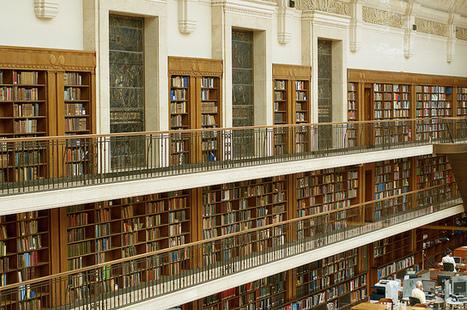 Bibliothèque : Le prêt d'ebook, une peur sans salaire pour les écrivains | Design + Epublishing + Ebook + Graphisme | Scoop.it
